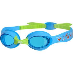 Zoggs Little Twist Goggle Kids Blue/Green/Tint
